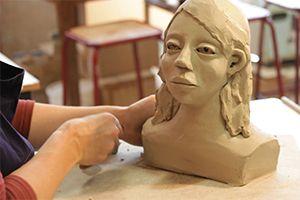 Débuter en sculpture de l'argile